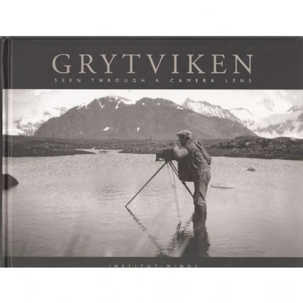 Grytviken Seen Through a Camera Lens